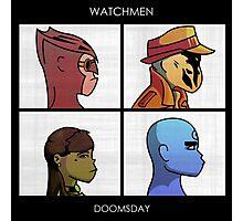 Watchmen - Doomsday Photographic Print