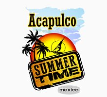 Acapulco, Summer  Women's Relaxed Fit T-Shirt