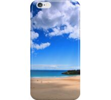 Broad Haven - Light Patch iPhone Case/Skin