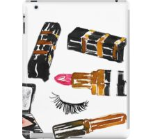 Make up iPad Case/Skin