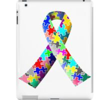 Autism Ribbon iPad Case/Skin