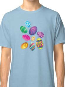 Many Easter eggs  Classic T-Shirt