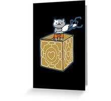 Portal Atsume Greeting Card