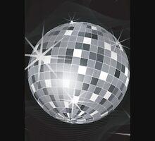 silver disco ball Unisex T-Shirt