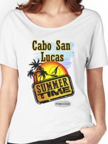 Cabo San Lucas Women's Relaxed Fit T-Shirt