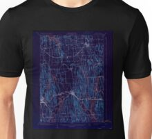 New York NY Clyde 137775 1902 62500 Inverted Unisex T-Shirt