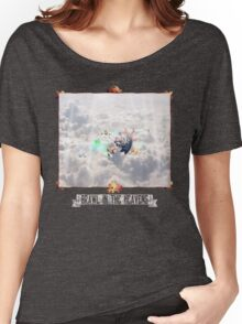 Brawl in the heaven Women's Relaxed Fit T-Shirt