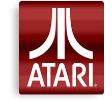 Atari Royal Red Canvas Print