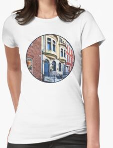 Harrisburg PA - State Street Womens Fitted T-Shirt