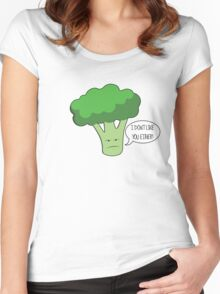 Bad Broccoli Women's Fitted Scoop T-Shirt
