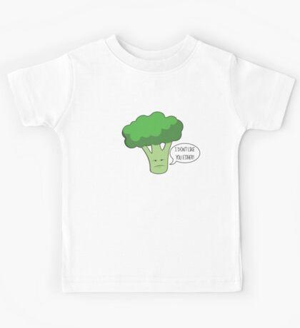 Bad Broccoli Kids Tee