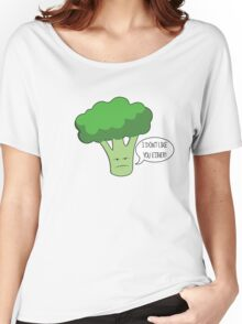 Bad Broccoli Women's Relaxed Fit T-Shirt