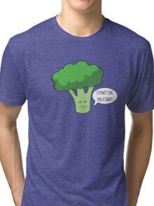 Bad Broccoli Tri-blend T-Shirt