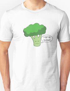 Bad Broccoli Unisex T-Shirt