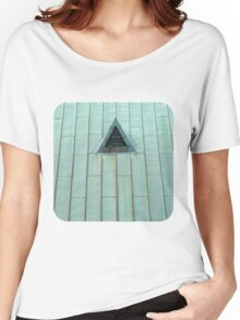 Copper Roof  Women's Relaxed Fit T-Shirt