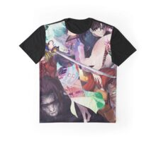 Type Moon Graphic T-Shirt