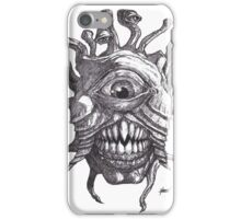 Behold the Beholder iPhone Case/Skin
