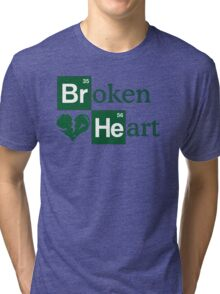 Broken Heart Tri-blend T-Shirt