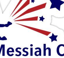 Messiah College Democrats 1 Sticker