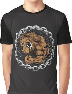 MMA Fighting Bear  Graphic T-Shirt