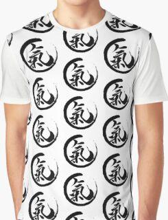 Enso Qi Graphic T-Shirt