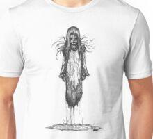 Ghost Girl Unisex T-Shirt