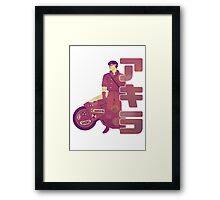 Rebel 02 Framed Print