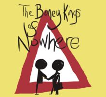 The Boney Kings of Nowhere Red Triangle One Piece - Short Sleeve