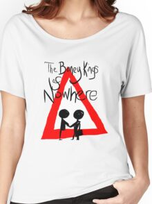 The Boney Kings of Nowhere Red Triangle Women's Relaxed Fit T-Shirt
