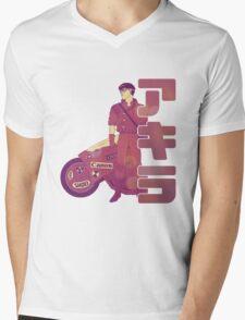 Rebel 02 Mens V-Neck T-Shirt