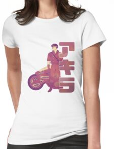 Rebel 02 Womens Fitted T-Shirt