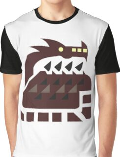 lao shan lung icon Graphic T-Shirt
