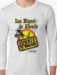 San Miguel de Allende, Mexico Long Sleeve T-Shirt