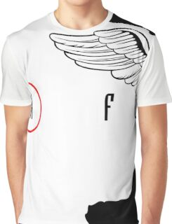 The X Flies Graphic T-Shirt