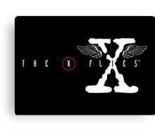 The X Flies Canvas Print