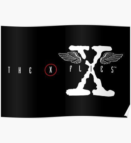 The X Flies Poster