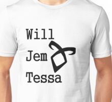 Infernal Devices Characters Unisex T-Shirt