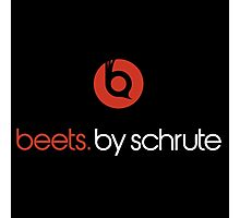 Beets By Schrute Photographic Print