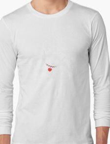 Sableye Splatter Long Sleeve T-Shirt