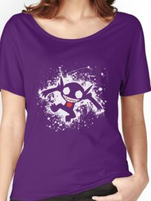 Sableye Splatter Women's Relaxed Fit T-Shirt
