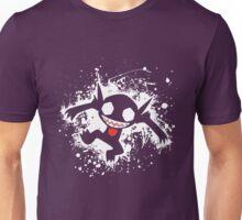 Sableye Splatter Unisex T-Shirt