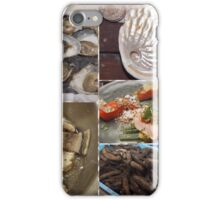 Seafood Hobart  iPhone Case/Skin