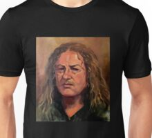 Portrait of Mick Unisex T-Shirt
