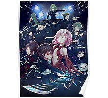 Guilty Crown Character impressive Compilation Poster