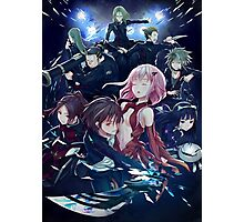 Guilty Crown Character impressive Compilation Photographic Print