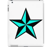 Punk star iPad Case/Skin