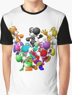 Yoshi Fever Graphic T-Shirt
