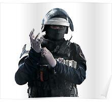 Rainbow Six Siege *Doc* Poster