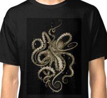 Octopsychedelia Sepia Classic T-Shirt
