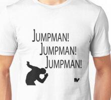 Jumpman! x3 Unisex T-Shirt